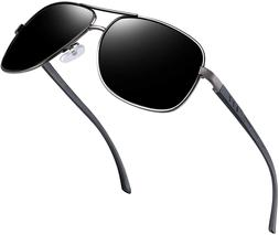 Joopin-Polarized Sunglasses Men Polaroid Driving Sun Glasses