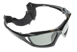 Polarized Sunglasses Sport Water Surfing SUP Kite Black Fram