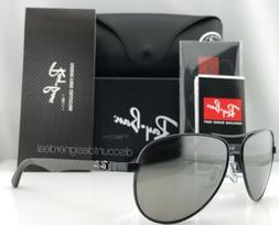 Ray-Ban Aviator Carbon Polarized Sunglasses RB8313 002/K7 Bl
