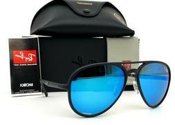 Ray Ban CHROMANCE POLARIZED Sunglasses RB4320CH 601SA1 Black