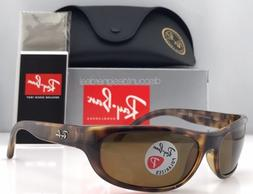 Ray-Ban Predator RB4033 Sunglasses Tortoise Brown 642/47 POL