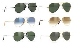 Ray-Ban RB3025 Classic Aviator Sunglasses 100% UV