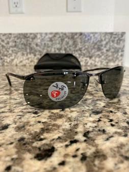 Ray-Ban  RB3183 004/9A Polarized Sunglasses Gunmetal Frame G