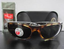 Ray-Ban RB4033 642/47 Predator Italy Made Sunglasses Tortois