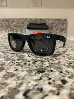 Ray Ban RB4165 Justin 622/2V 54mm Polarized Sunglasses
