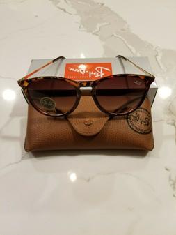 Ray-Ban Sunglasses Erika Havana Classics RB4171 865/13 54mm