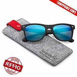 Retro Classic Trendy Stylish Sunglasses Polarspex Polarized