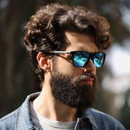 Retro Mens Sunglasses Polarized Driving Vintage Fashion Shad