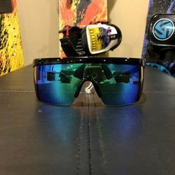 Retroshaded PIT VIPER Themed Sport Glasses Men/Women Polariz