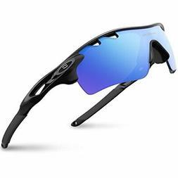 RIVBOS  RBK0805 sports sunglasses polarized lenses five priv