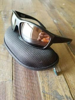ef9bceefe4 COSTA DEL MAR SALTBREAK SUNGLASSES BK01 OSCGLP BLACKOUT SILV