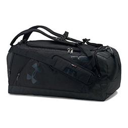 Under Armour SC30 Storm Contain Duffle, Black /Stealth Gray,