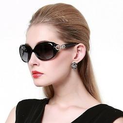 shades classic oversized polarized sunglasses for women