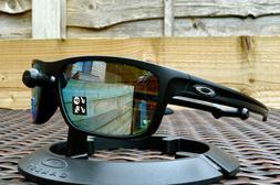 Oakley Silver Stealth OO9408-07-56 Sunglasses Matte Black De