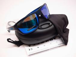 Oakley Split Shot OO9416-0464 Matte Translucent Blue Polariz
