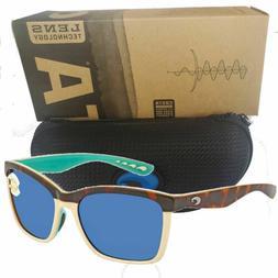Costa Del Mar Sunglasses Anaa Polarized ANA 105 OBMP