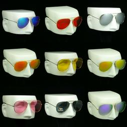 Sunglasses men women metal frame new hipster retro vintage l