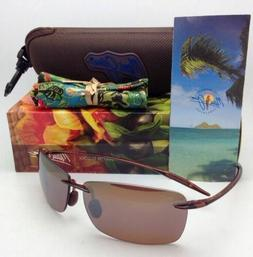Maui Jim Sunglasses - Lighthouse / Frame: Rootbeer Lens: Pol