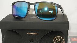Ray-Ban Sunglasses, RB4264 58 Chromance Collection