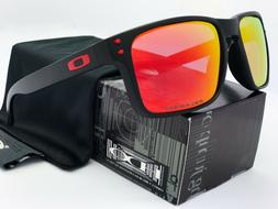 Sunglasses Holbrook Polarized88@¹Oakley##¹ Matte Black/Rub