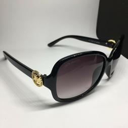 Michael Kors Sunglasses M8016S Black Frame Brand New Polariz