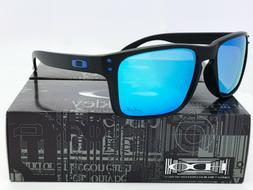 Sunglasses Polarized@¹Oakley2@¹ Holbrook Matte Black/Sapph