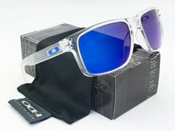 Sunglasses Polarized Holbrook888Matte White/Blue Mercury Iri