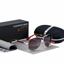 Sunglasses Polarized Men's Sun glasses Women Pilot Accessori