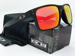Sunglasses-Polarized22¹Oakley22@¹ HolbrookA-Matte Black/Ru