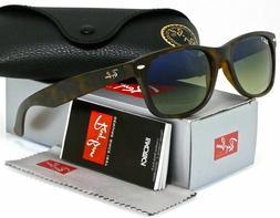 RAY BAN Sunglasses RB 2132 894/76 Matte Havana 52MM