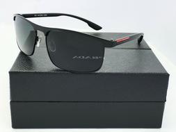 SunglassesSport Polarized Black Grey Gradient Fast Ship Irid