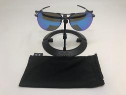 Oakley Men's Talipin Lead OO4086-08 Aviator Sunglasses, Sati