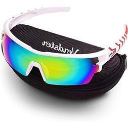 0c2799eaa8 Verdster TourDePro Sunglasses for Men and Women - Sporty Ski