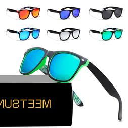 Unisex Polarized Sunglasses Classic Men's Women's Retro UV40