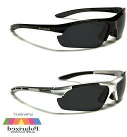 Unisex Nitrogen Polarized Sunglasses Sport Running Fishin Go