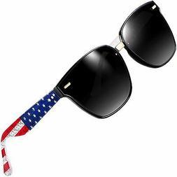 ATTCL Unisex Sunglasses For Men Women 100% Polarized UV Prot