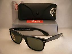 Ray-Ban Wayfarer Outsiders Polarized Sunglasses RB 2132 901/