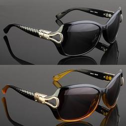 Women Polarized Sunglasses Driving Eyewear Retro Fashion Out