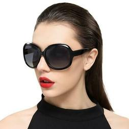 Women's Retro Polarized Sunglasses