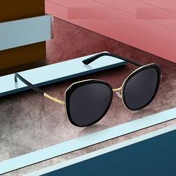 Women Vintage Sunglasses Retro Cat Eye Polarized Trend UV400