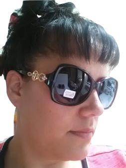Womens Rhinestones Sunglasses Fashion Designer Shades Retro