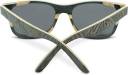 Wood Sunglasses made from Maple -100% polarized shades that