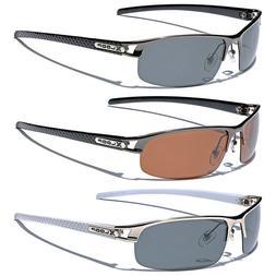 polarized metal men sunglasses sport fishing golf
